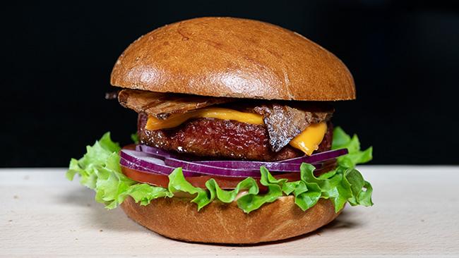 Image result for vegan burger nestle