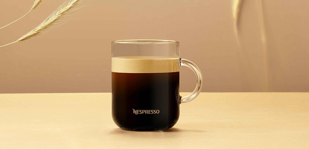 Cup of Nespresso