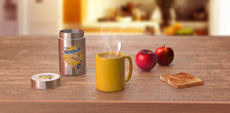 Nesquik reusable jug