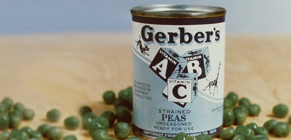 Gerber can - date unknown