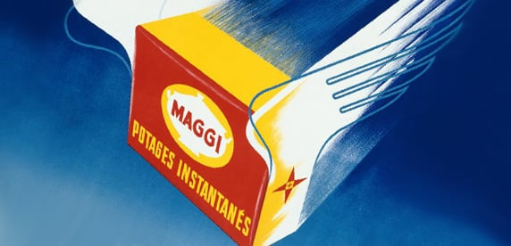Maggi: a history of cubes, consommés and creativity