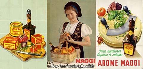 Maggi posters