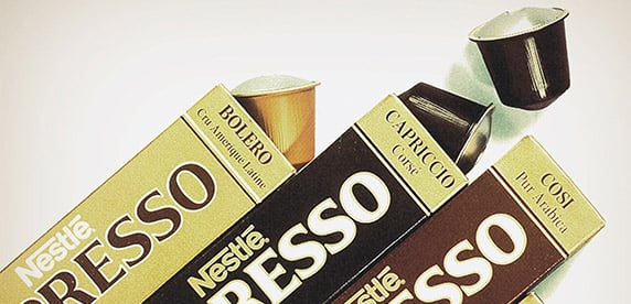 Calling coffee pilgrims everywhere! Nespresso  Nestlé Global -> Nespresso Nestle