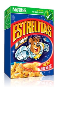 Estrelitas cereals pack