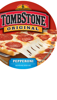 Tombstone Original Pepperoni image
