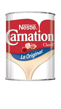 Carnation can