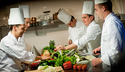 Sustainable food and professional service