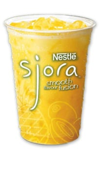 Glass of Sjora