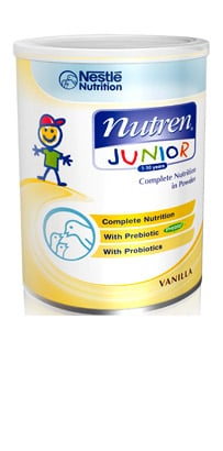 Nutren Junior pack