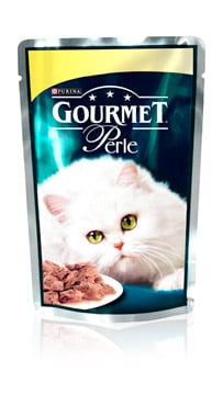 Gourmet Perle Cat Food Nutritional Information