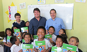 Launching Nestlé Healthy Kids in Central America