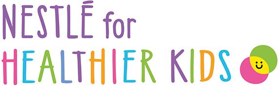 Nestlé for Healthier Kids logo