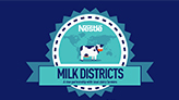 Milk Districts infographic