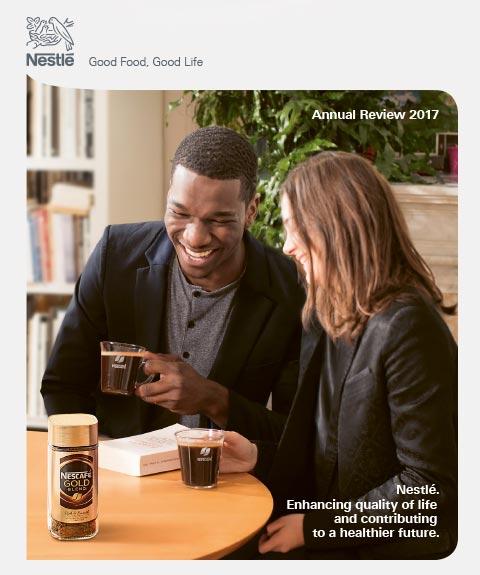 nestle annual report 2017 pdf