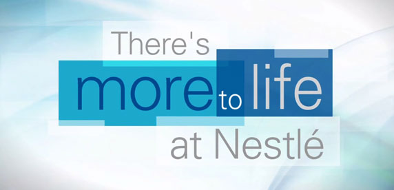 There's more to life at Nestlé