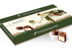 Comilfo premium chocolate