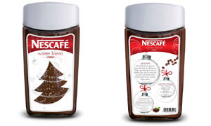 Nescafé Mexico Winter Blend