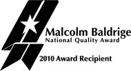 Malcolm Baldrige National Quality Award logo