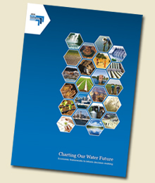 Report called Charting Our Water Future