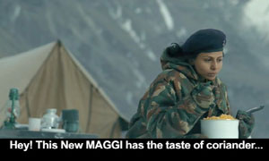 Maggi 'Guess the Taste' television advertisement