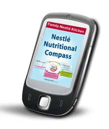 Nutritional Compass Mobile Application
