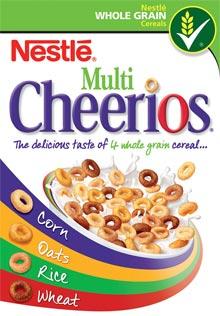 Cheerios pack