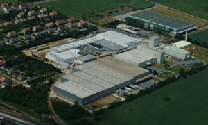 Nestlé Purina PetCare factory in Hungary