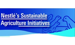 Sustainable Agriculture Initiative at Nestlé logo