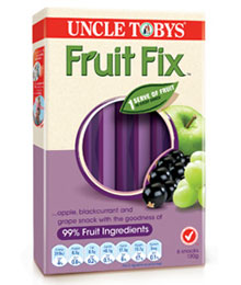 Uncle Toby's Fruit Fix