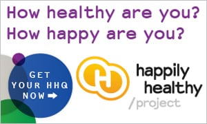 Happily Healthy Quotient logo