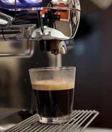Viaggi coffee machine