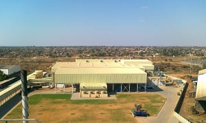 Nestlé production site in Babelegi, South Africa.
