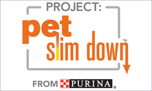 Project Pet Slim Down logo
