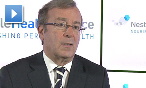 Luis Cantarell, Nestlé Health Science President and CEO