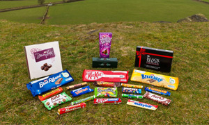 Nestlé UK confectionery range