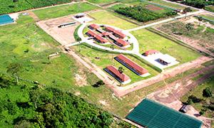 Zambakro experimental farm, Côte d'Ivoire