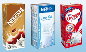 Nestlé ready-to-drink beverages