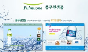 Pulmuone Waters