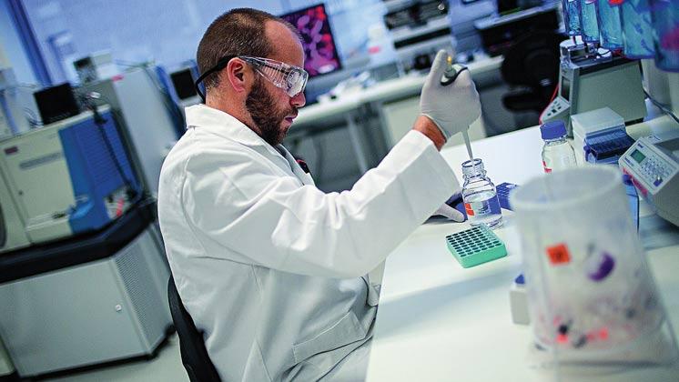 Nestlé signs stem cell agreement