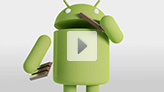 Android KitKat video