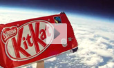 KitKat goes to space video