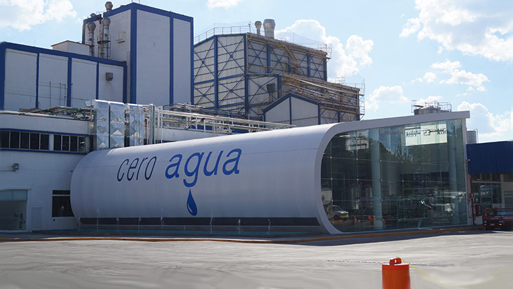 Nestlé's most water efficient factory opens