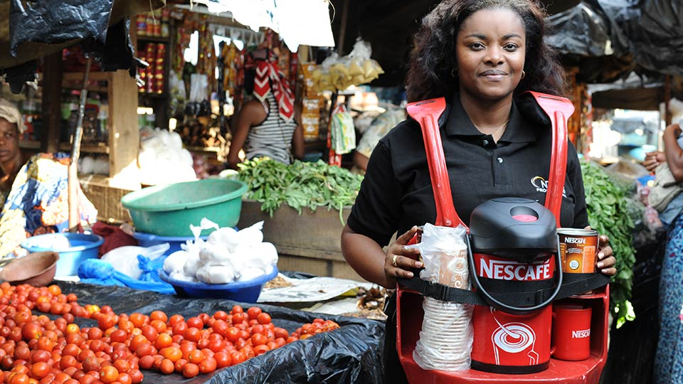 Insight blog: Nescafé 'My Own Business'