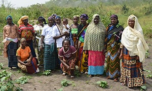 Empowering women working in the cocoa communities of West Africa