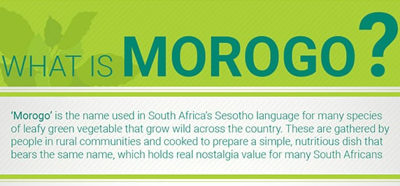 What is 'morogo'?
