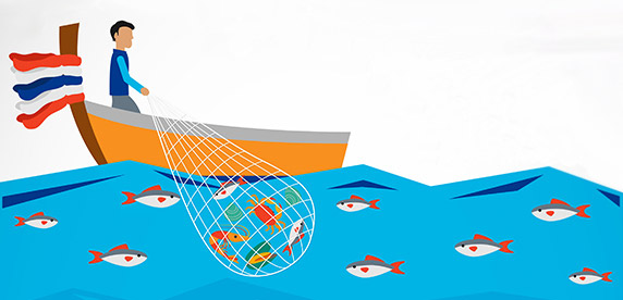 Nestlé tackles human rights abuses in the seafood supply chain