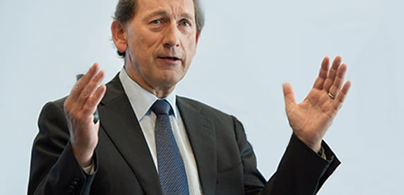 Paul Bulcke, Nestlé CEO