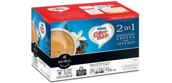 Nestlé Coffee-mate coffee creamer