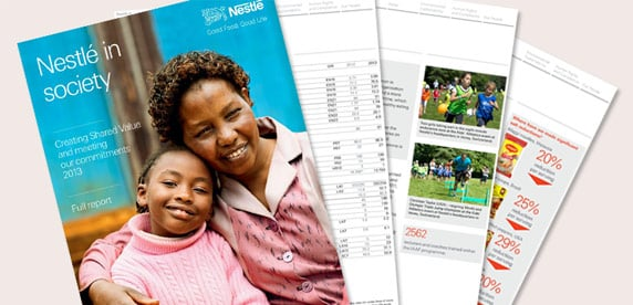 full Nestlé in Society report