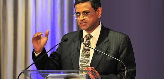 Nandu Nandkishore, Nestlé VP